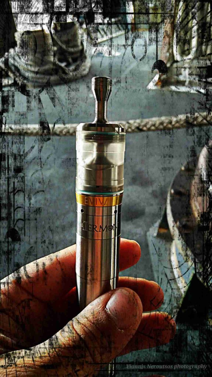 All time classic: aTermon mod with Eviva RTA by John Neroutsos