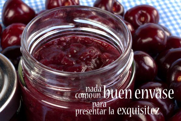 El #envase perfecto para tu #mermelada Gourmet.