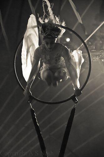 Bristol Circus. Photo by Andrew Nash.