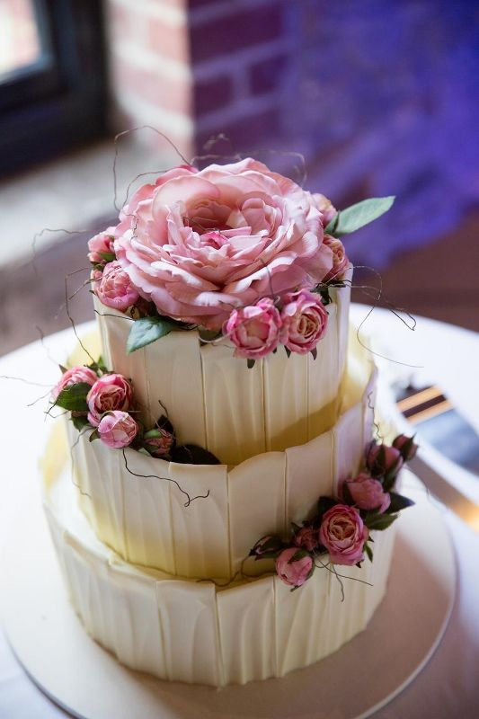 Prettiest cake ever - by Cakes by Kelly