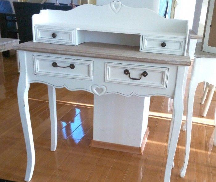 birou de lemn Decor cu mobilier shabby chic pentru casa ta