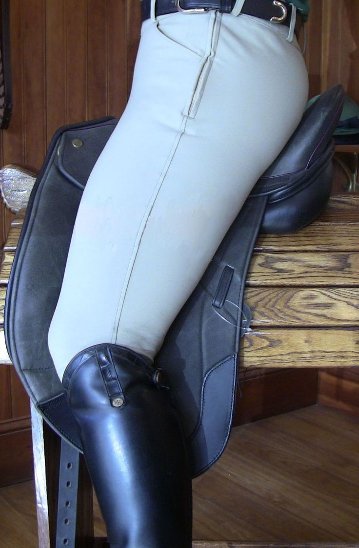 How to Select and Size an English Saddle for a Rider