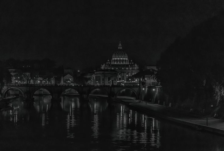 Roma San Pietro by Giorgio Tedone on 500px #blackandWhite