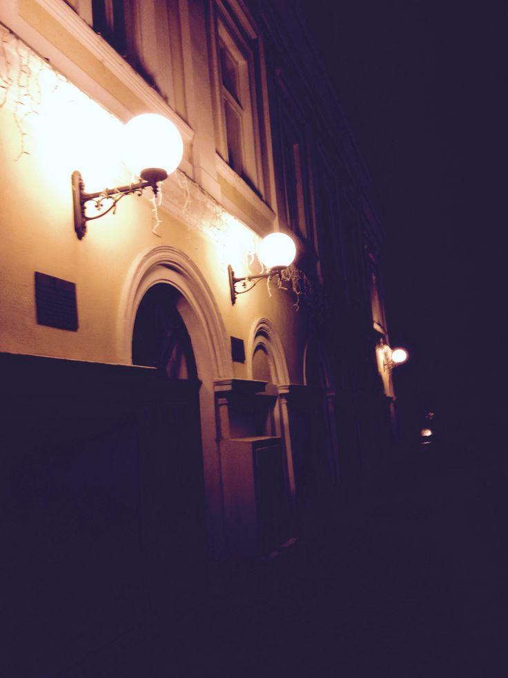 Noc v Tisovci