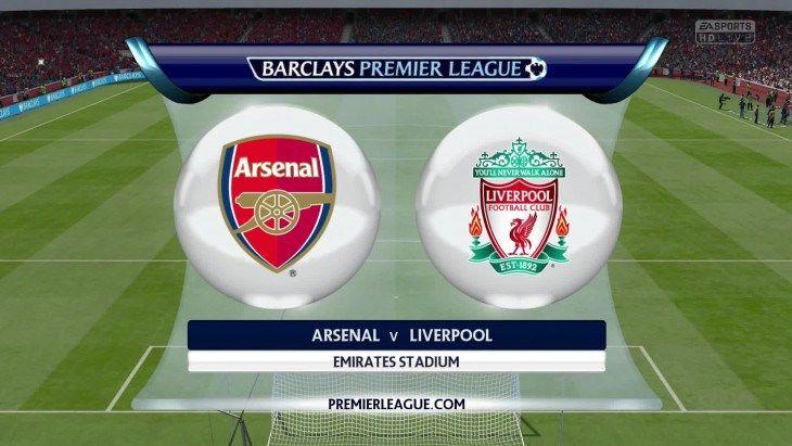 Highlight Pertandingan Arsenal 3 - 4 Liverpool ( Premier League Pekan 1 )