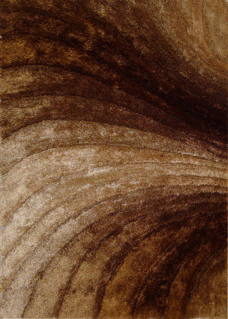 Brown Abstract 8x11 Area Rug Area Rugs Rugs Brown Area Rugs