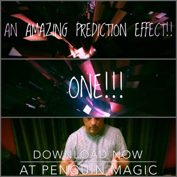 One Magic Card trick by George!!! Easy to perform!!! Download at Penguin Magic