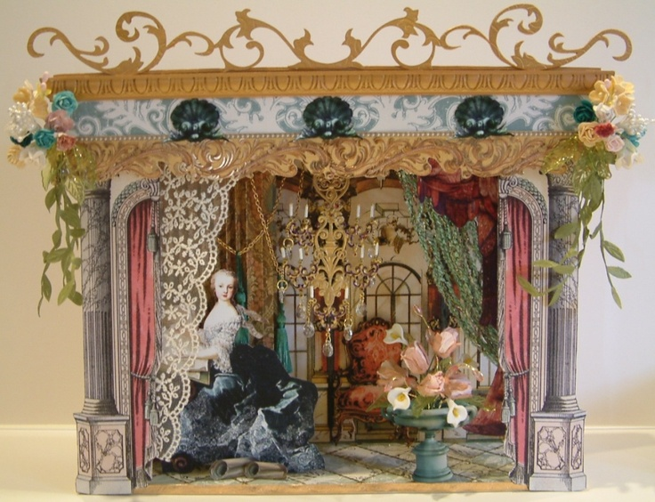 In love with dioramas!