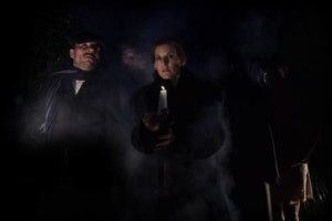 Benighted by J.B. Priestley  by Milly Adams http://www.frostmagazine.com/2016/11/benighted-by-j-b-priestley-by-milly-adams/ via @frostmag #theatre