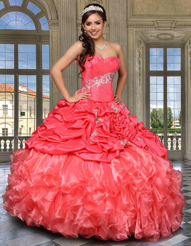 What do you wear to a quinceanera?