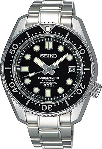 Seiko Prospex Marinemaster Automatik Taucheruhr SBDX001 S...