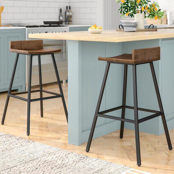 Gracie 27 Bar Stool Home Decor Kitchen Farmhouse Bar Stools Bar Stools