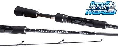 Travel Rods 179949: Shimano Revolution Travel Spin Rod (703 Spin) Brand New At Ottos Tackle World BUY IT NOW ONLY: $169.95