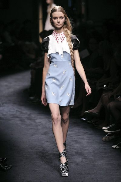Miu Miu at Paris Fashion Week Spring 2010 - Runway Photos