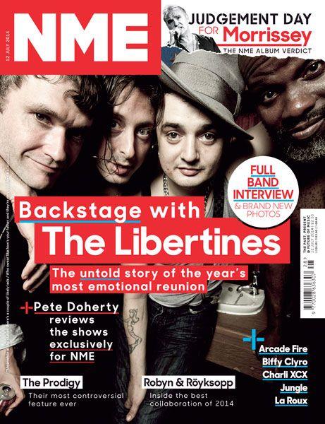 The Libertines, July 12 2014