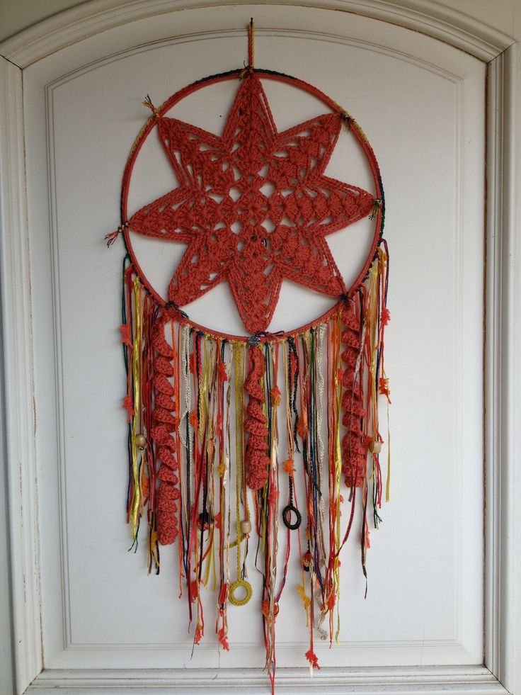 Best 178 Dreamcatcher Macrame Wall Hanging Images On