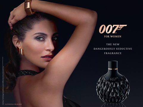 Yeni James Bond #007 for Women qadın ətri Bond qızının təhlükəli və cəlbedici xasiyyətinin təcəssümüdür. Ətir bu sirrli qadının təkrarolunmaz şarmı ilə ruhlanıb. #JamesBond #ILoveSabina