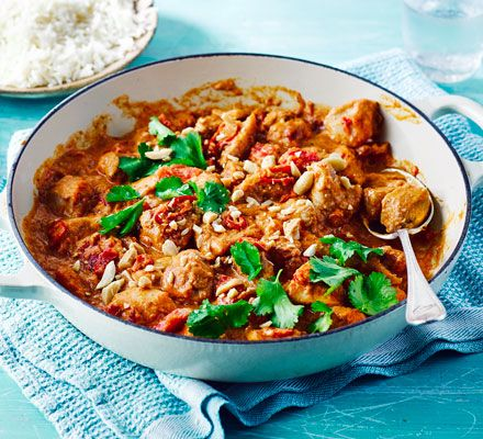 The whole family will love this new, budget chicken dish. Any leftovers freeze well and make a handy lunch