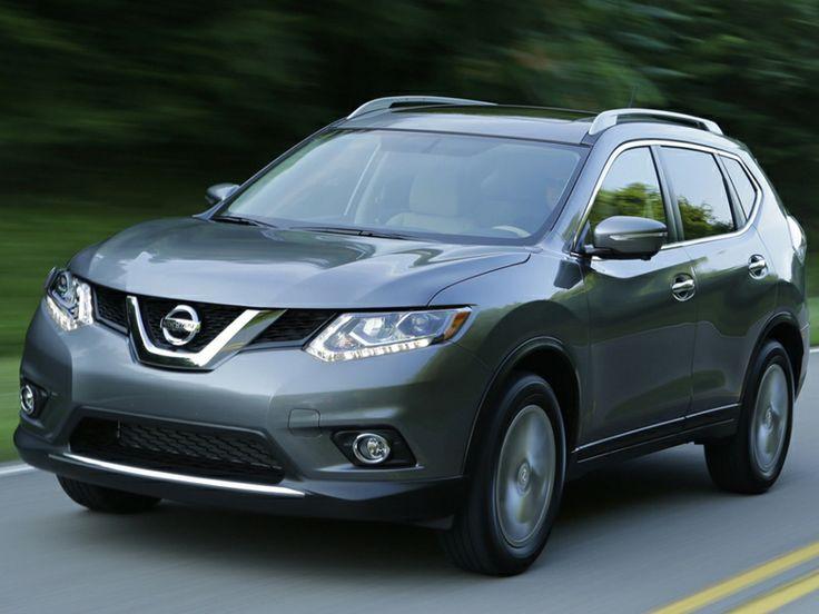 All New Nissan X-Trail 2014