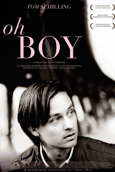Oh, boy - film - Językowy Precel
