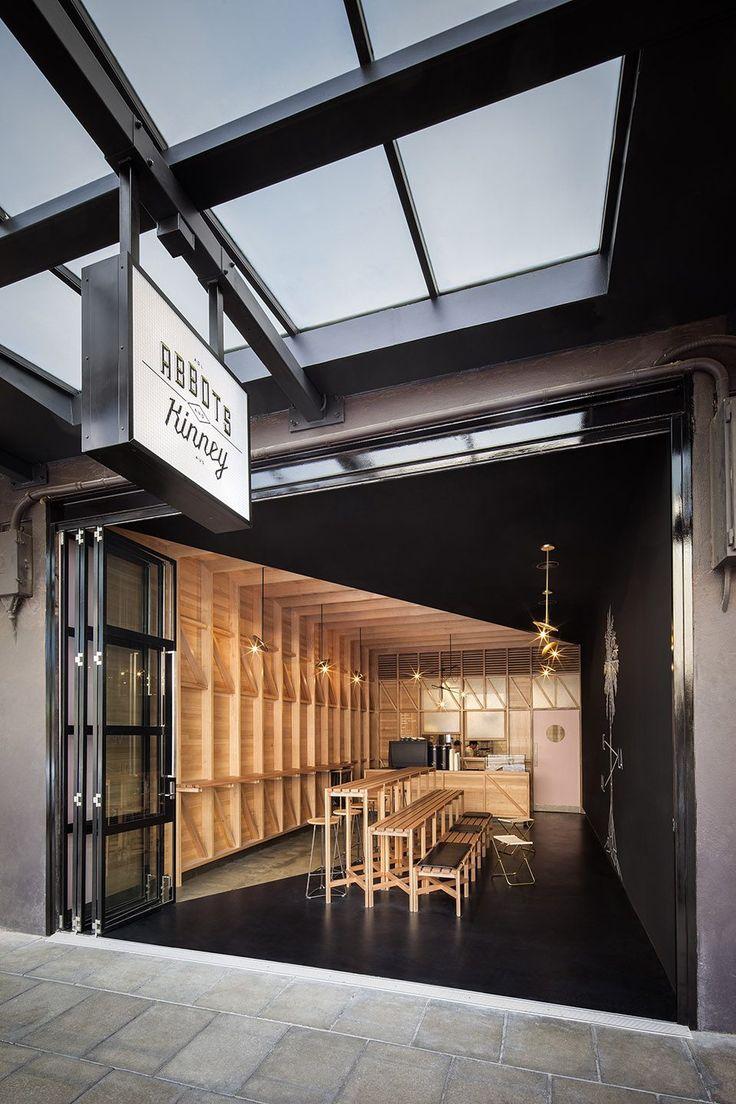 澳大利亚Abbots & Kinney糕点店 / Studio-Gram - 谷德设计网