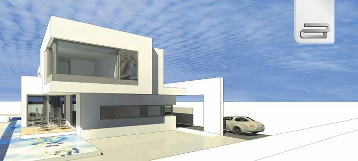 moderne arkitektur a2haus