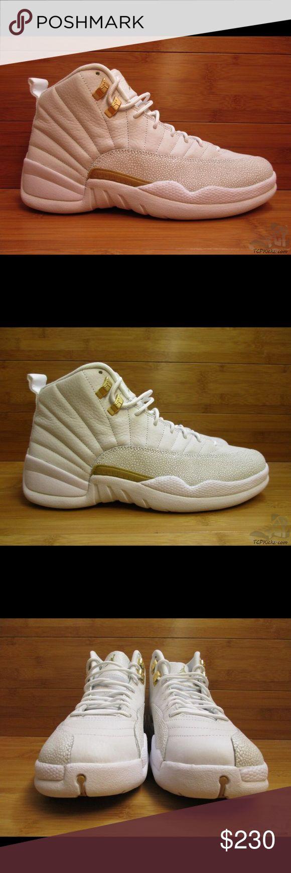 Air Jordan OvO 12s Brand New 100% Authentic Jordan Shoes Sneakers