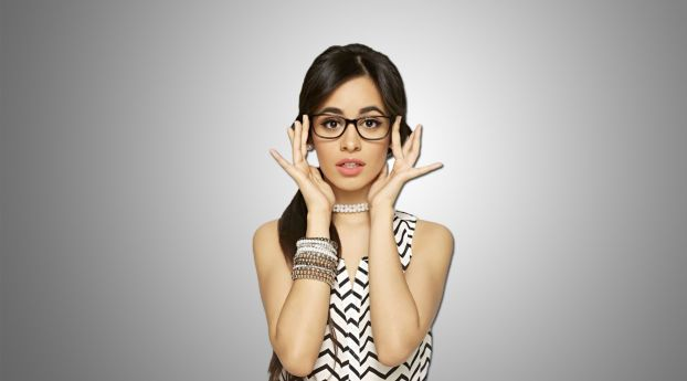 Cute Camila Cabello In Glasses Wallpaper Hd Celebrities 4k Wallpapers Images Photos And Background Camila Cabello Celebrity Wallpapers Celebrities