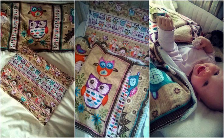 pościel dla niemowlaka 100% bawełny i 100% miłości