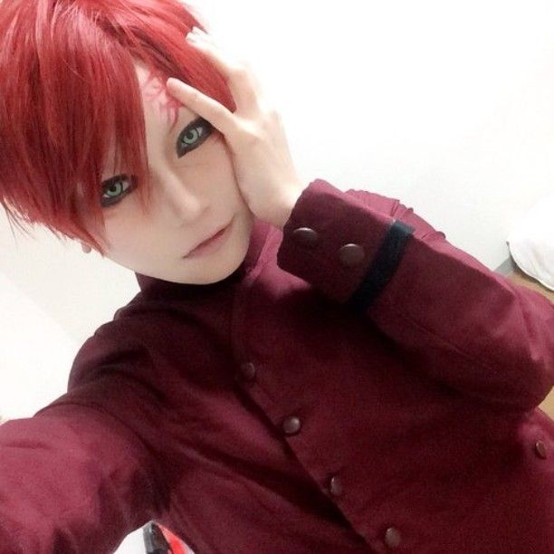548 best images about cosplay Gaara Cosplay