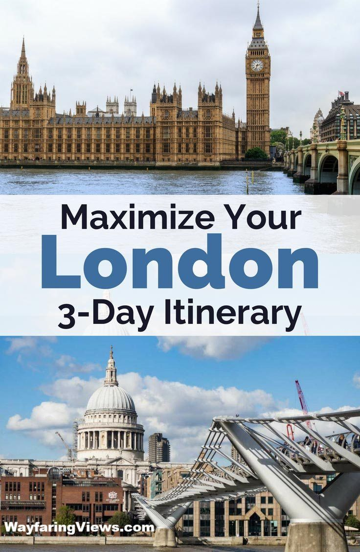 Best 25 london travel ideas on pinterest travel england london three days in london an alternative itinerary to the rick steves guide solutioingenieria Image collections