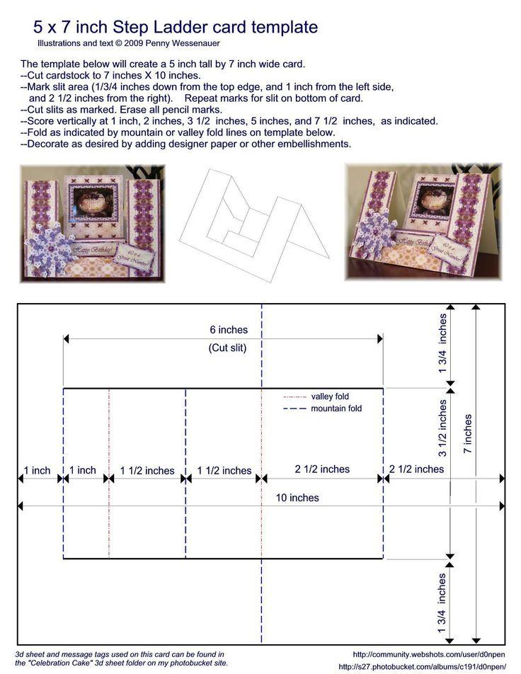 5x7 Step Ladder card photo 5x7StepLaddercardtemplate.jpg