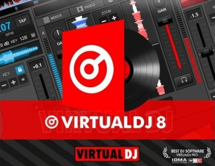 Virtual DJ Pro 8.2 Crack License Key Full Free Download [Latest]