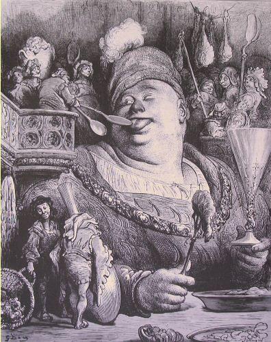 « L'appétit vient en mangeant ; la soif s'en va en buvant.  »  de François Rabelais