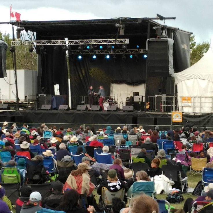 Freddy & Francine at Bear Creek Folk Festival!  #BCFF #BCFF17 #gpab