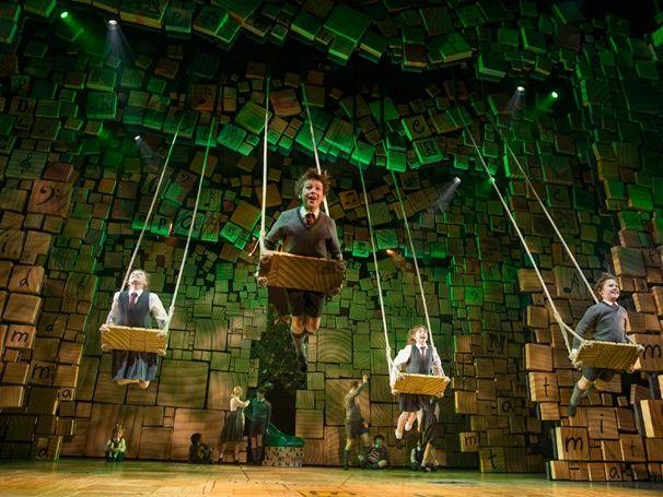 Broadway.com | Photo 9 of 11 | Matilda: Show Photos