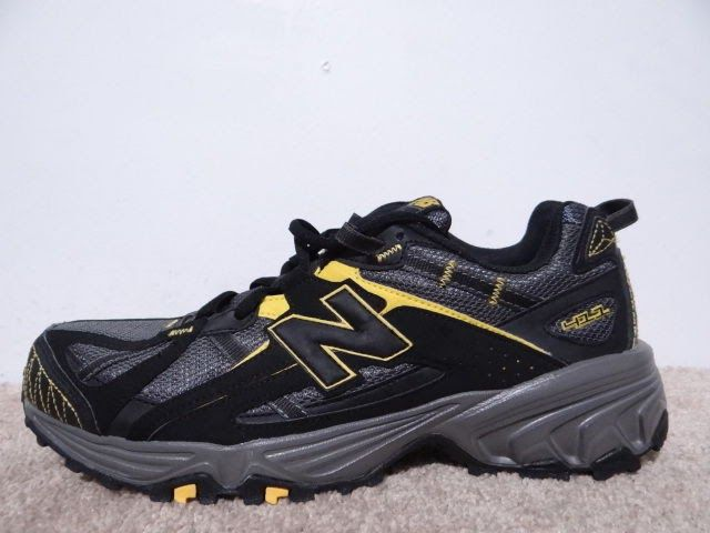 NEW BALANCE 411 ALL TERRAIN Mens Trail Running Shoes Size 10 NEW