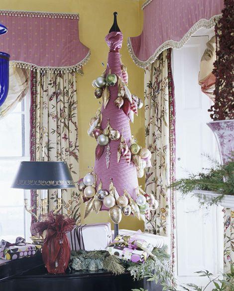 Bare Twig Christmas Tree