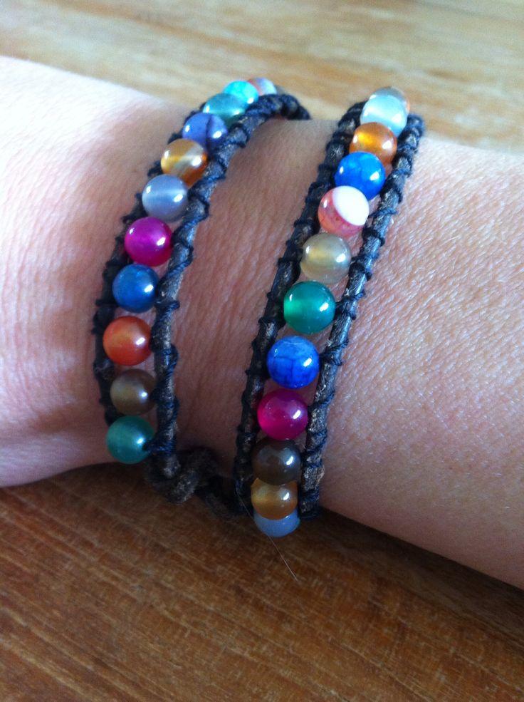 Agaat Chan Luu bracelet