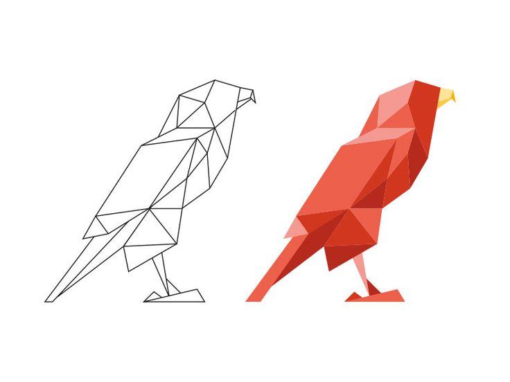 Falcon by Cabaroc