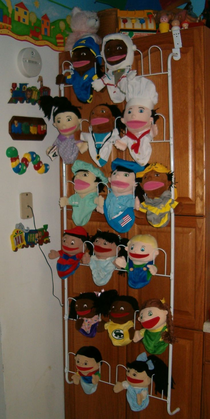 Puppet Display