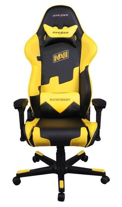 Posture Gaming Chair Poolside Lounge Chairs Dxracer Gamestoel Racing Series Natus Vincere Edition In 2018 Game Designonline24 Pinterest And Sitting
