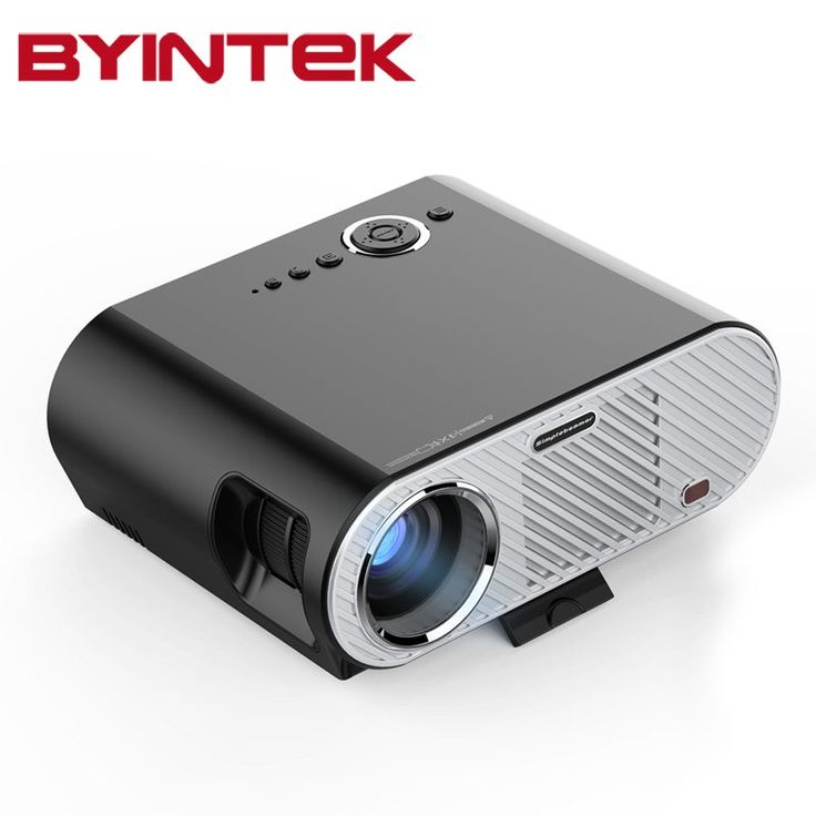 2017 BYINTEK GP90 GP90UP 1280x800 Smart Android Wifi Cinema USB Full HD Video WXGA LED HDMI VGA 1080P Home Theater Projector //Price: $201.73//     #Gadget