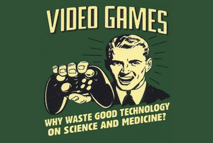 don't waste technology!