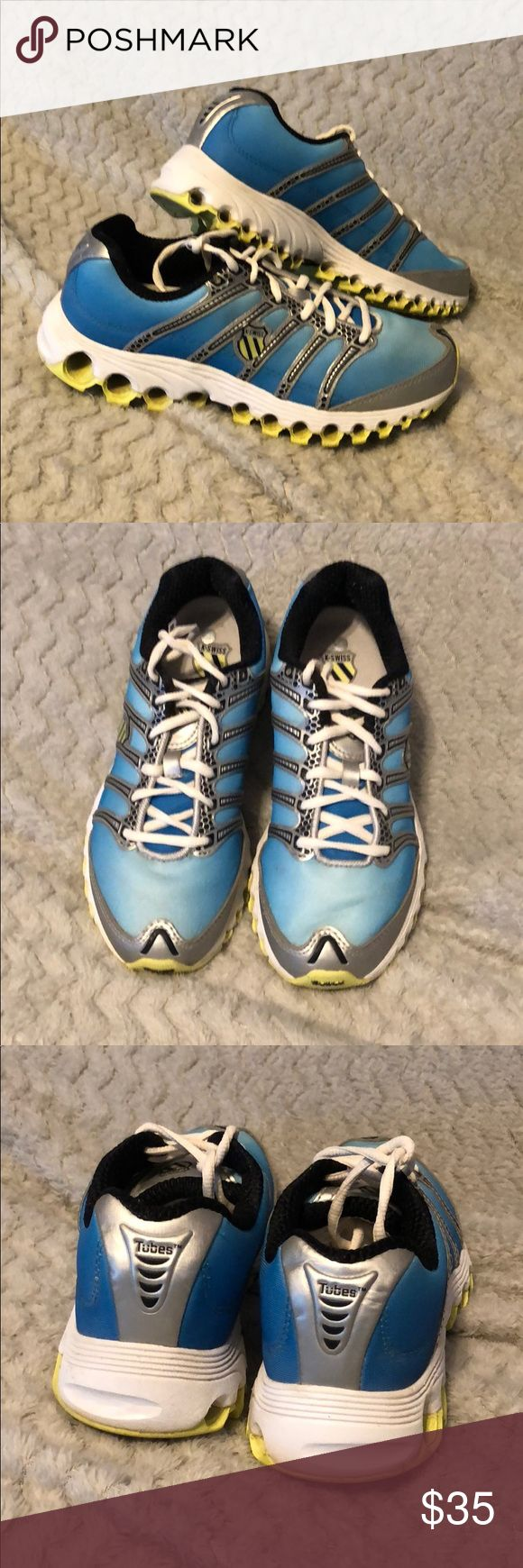 K Swiss shoes size 7.5 K Swiss athletic shoes size 7.5 k swiss Shoes Athletic Shoes