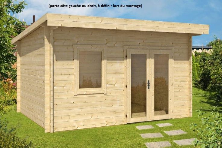 Abri de jardin nimes 2700 design pinterest - Abri de jardin octogonal ...