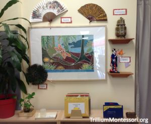 Learning about Asia - Introduction from Trillium Montessori