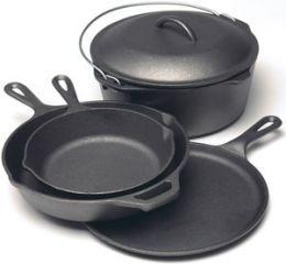 Buy Lodge Cast Iron Skillet, Griddle, Cookware Sets for Less Online78