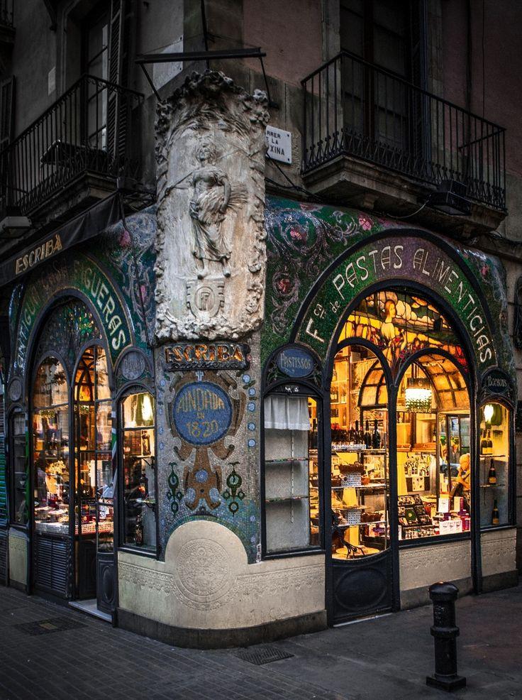 Photo Pastelería Escriba (Barcelona) par Andrzej Koliba on 500px
