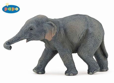 Papo Indische olifant kalf Papo 50132 - in de kast